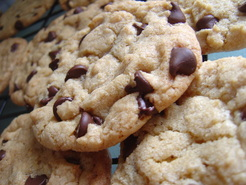 Recipe: My Nearly Healthy Chocolate Chip Cookies