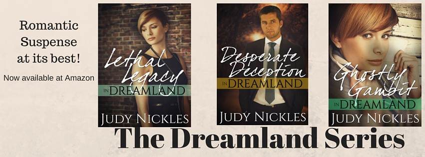 The Dreamland Series by Judy Nickles