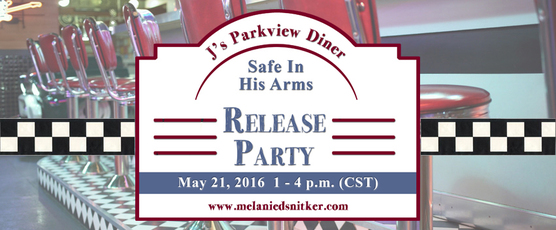 Safe In His Arms Release Party - Melanie D. Snitker