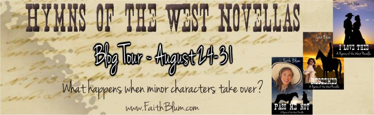 Hymns of the West Blog Tour and Book Review on Melanie D. Snitker's Blog