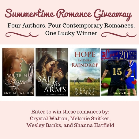 Summertime Romance Giveaway