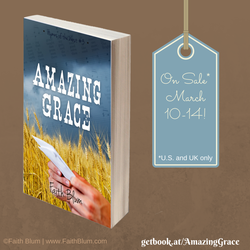 Amazing Grace by Faith Blum