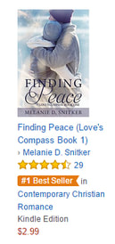 Finding Peace - #1 Best Seller in Contemporary Christian Romance