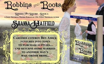 Bobbins and Boots by Shanna Hatfield