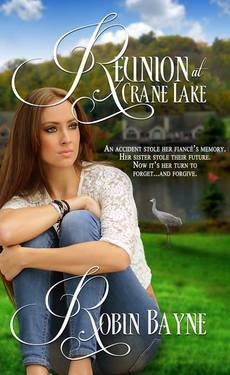 Introducing: Reunion at Crane Lake by Robin Bayne