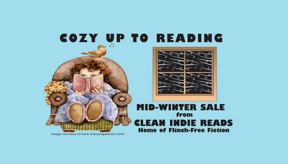 Clean Indie Reads Mid-Winter Sale 2016