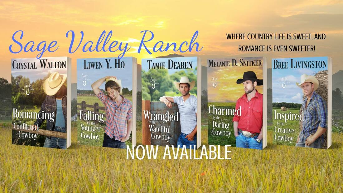 Read the Sage Valley Ranch romances today!