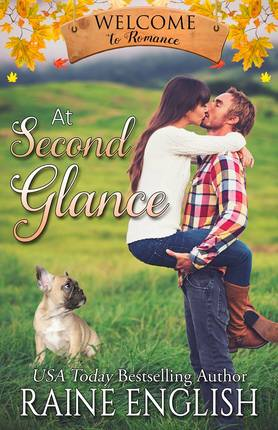 At Second Glance by Raine English