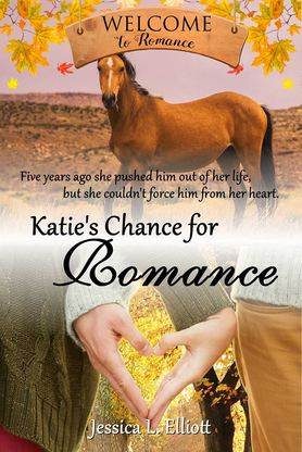 Katie's Chance for Romance by Jessica L. Elliott