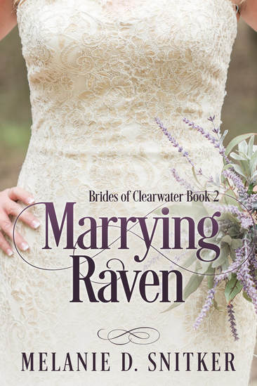Cover Reveal: Marrying Raven by Melanie D. Snitker