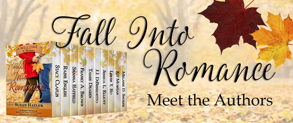 Fall Into Romance: Meet J. J. DiBenedetto