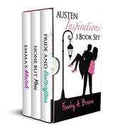 Austen Inspirations Boxed Set - Franky A. Brown