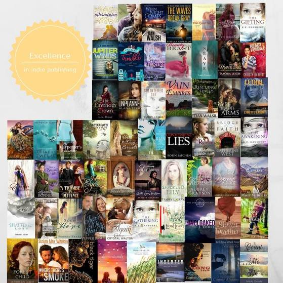 Excellence in Indie Publishing Mega Giveaway