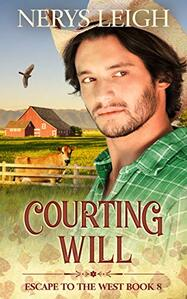 Courting Will ​by Nerys Leigh
