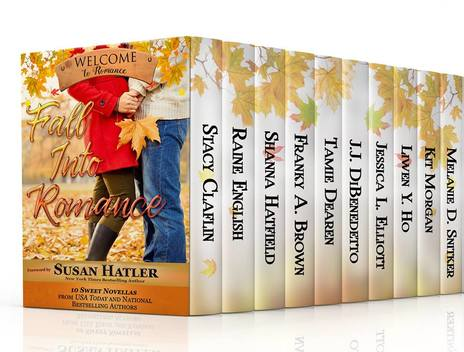 Fall Into Romance - Pre-Order for only $0.99!
