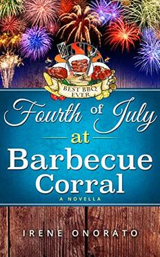 Fourth of July at Barbecue Corral by Irene Onorato