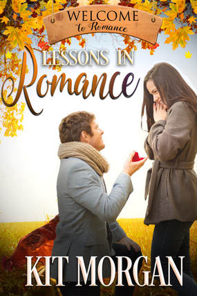 Lessons in Romance by Kit Morgan