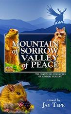 Mountain of Sorrow Valley of Peace by Jay Tepe
