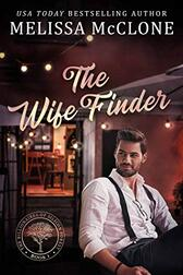 The Wife Finder ​by Melissa McClone